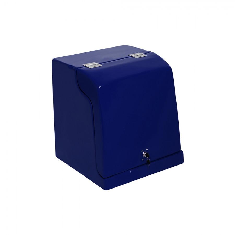 Κουτί Delivery - Μεταφοράς Smini Μπλε (Μ37xΠ33xΥ40) Κουτιά Delivery
