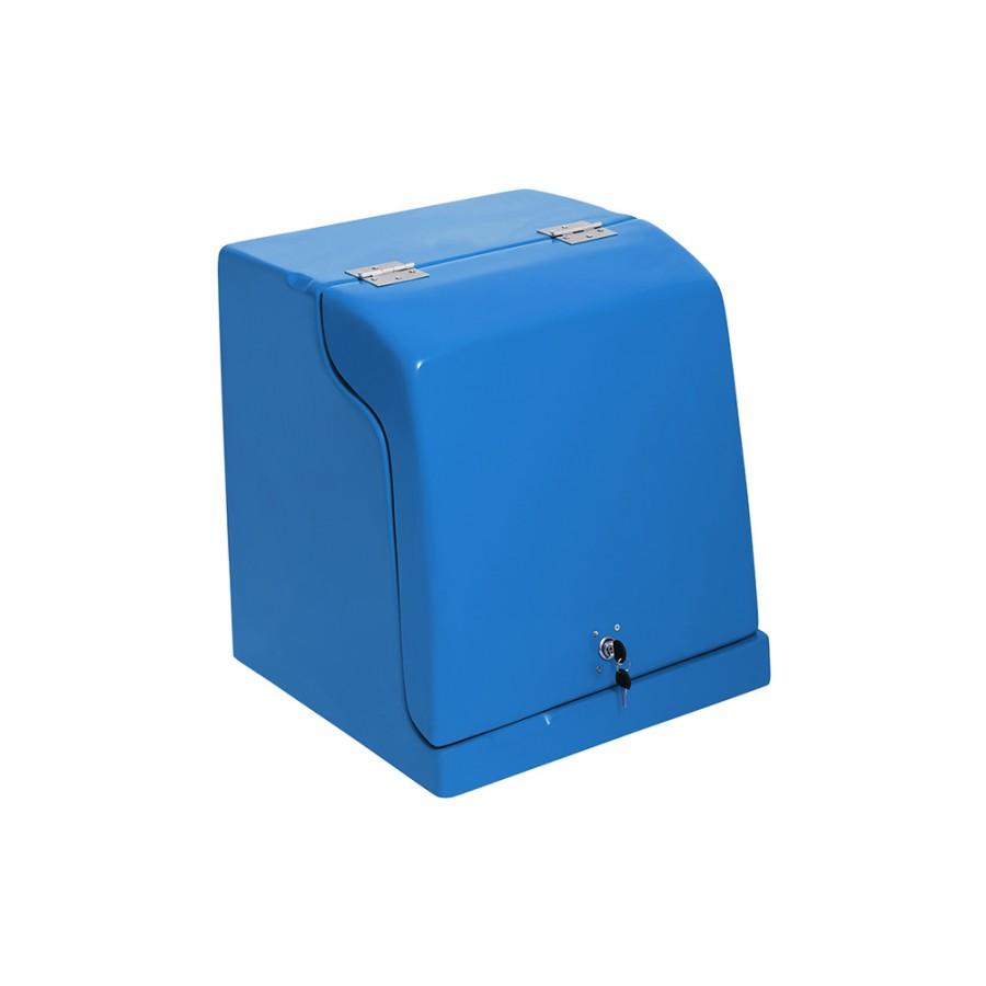 Κουτί Delivery - Μεταφοράς Smini Γαλάζιο (Μ37xΠ33xΥ40) Κουτιά Delivery