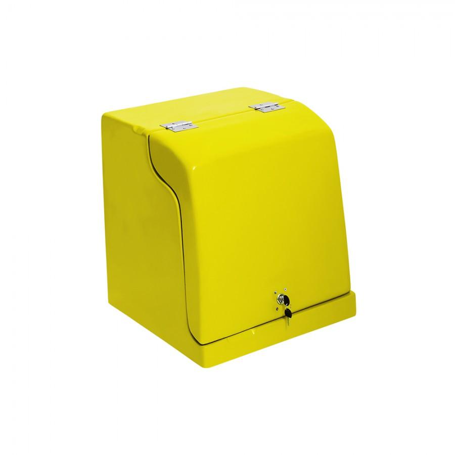 Κουτί Delivery - Μεταφοράς Smini Κίτρινο (Μ37xΠ33xΥ40) Κουτιά Delivery