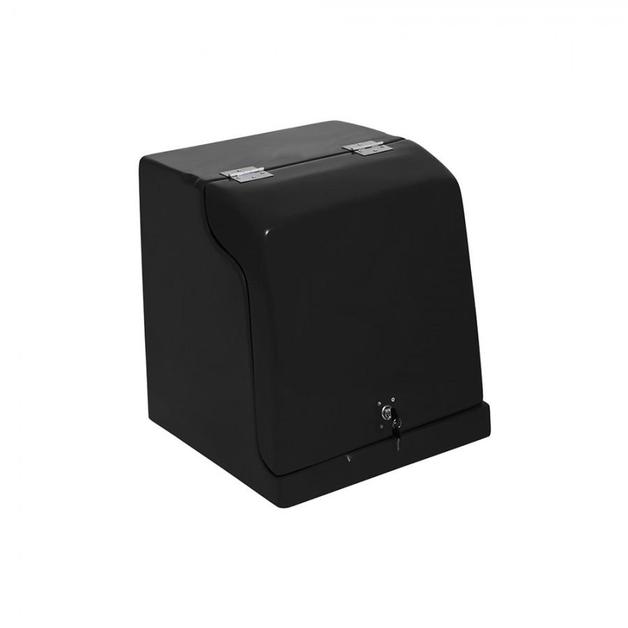 Κουτί Delivery - Μεταφοράς Smini Μαύρο  (Μ37xΠ33xΥ40) Κουτιά Delivery
