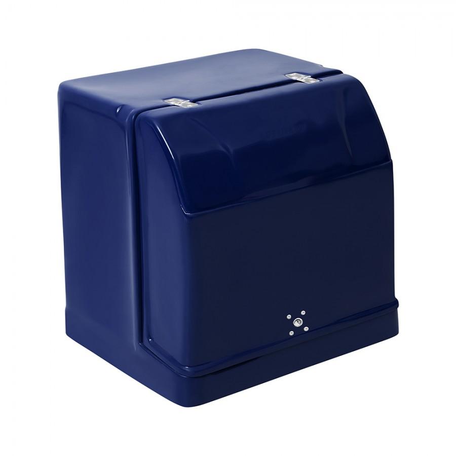 Κουτί Delivery - Μεταφοράς Μεσαίο Μπλε (Μ52xΠ44,5xΥ51) Κουτιά Delivery