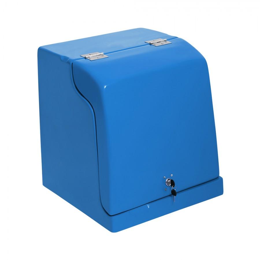 Κουτί Delivery - Μεταφοράς S1 Γαλάζιο  (Μ42xΠ48xΥ52) Κουτιά Delivery