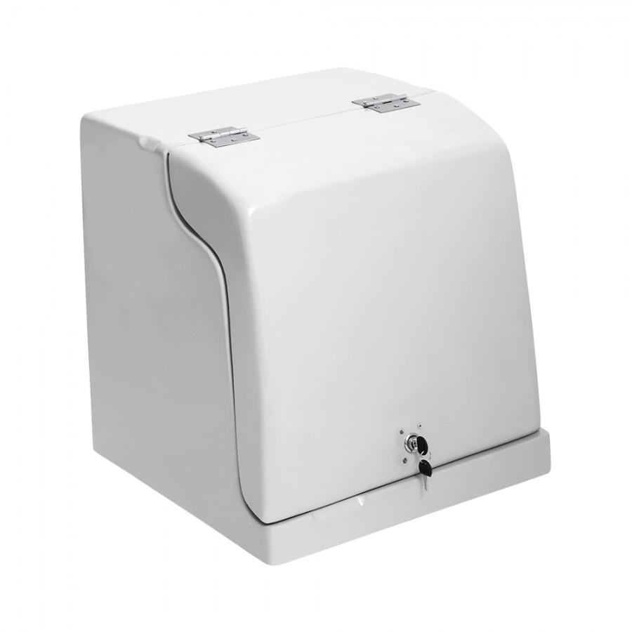 Κουτί Delivery - Μεταφοράς S2 Άσπρο (Μ48xΠ48xΥ52) Κουτιά Delivery