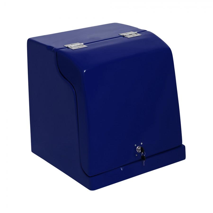 Κουτί Delivery - Μεταφοράς S2 Μπλέ (Μ48xΠ48xΥ52) Κουτιά Delivery