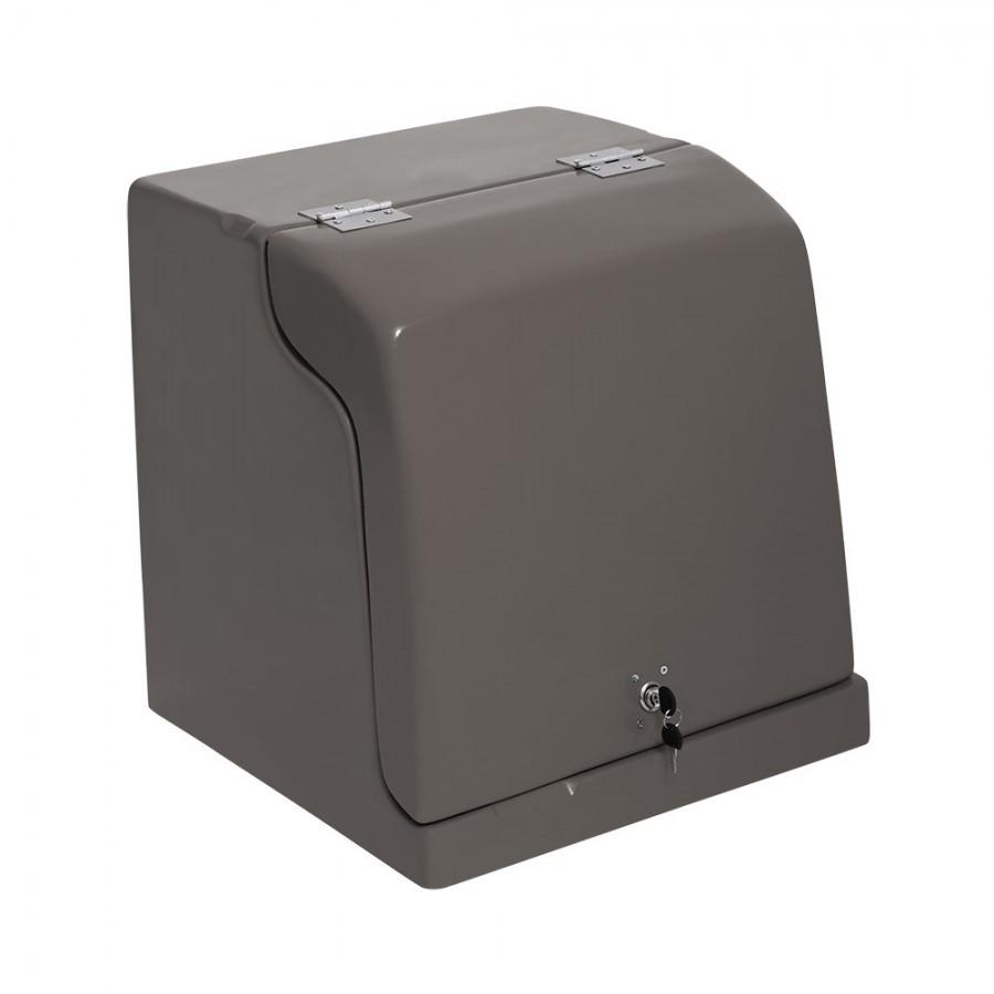 Κουτί Delivery - Μεταφοράς S2 Γκρι (Μ48xΠ48xΥ52) ΔΩΡΟ Ο ΘΕΡΜΟΣΑΚΟΣ (ΙΣΟΘΕΡΜΙΚΗ ΤΣΑΝΤΑ) Κουτιά Delivery