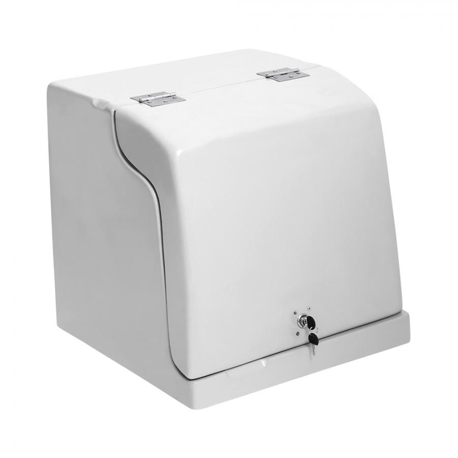 Κουτί Delivery - Μεταφοράς S3 Ασπρο (Μ48xΠ53xΥ52) Κουτιά Delivery
