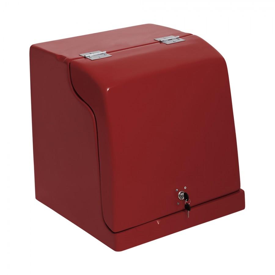 Κουτί Delivery - Μεταφοράς S4 Μπορντό (Μ55xΠ55xΥ52) Κουτιά Delivery