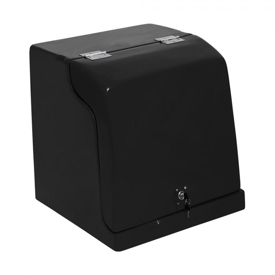 Κουτί Delivery - Μεταφοράς S4 Μαύρο (Μ54xΠ52xΥ52) Κουτιά Delivery