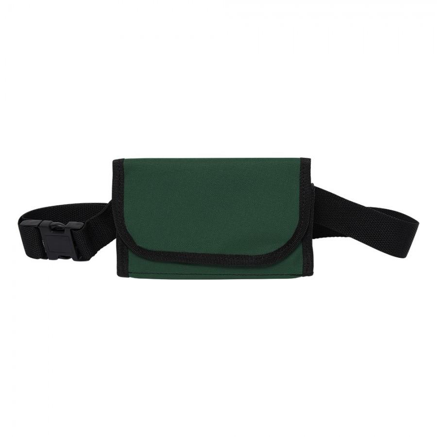 Τσαντάκι Μέσης Delivery - Σερβιτόρου με Κερματοδέκτη (κερματοθήκη) Πράσινο (Ισοθερμική Τσάντα - Θερμόσακος Μεταφοράς) Αξεσουάρ